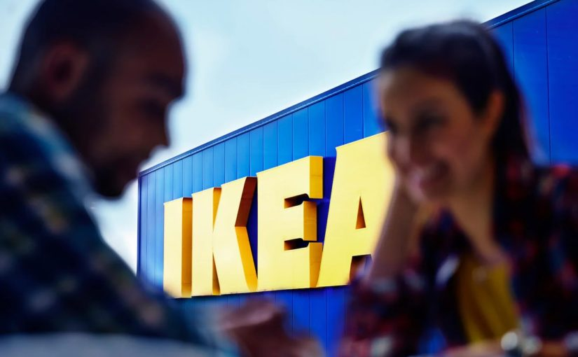 IKEAの店内放送の謎