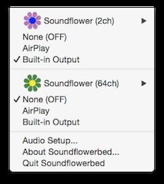 soundflower