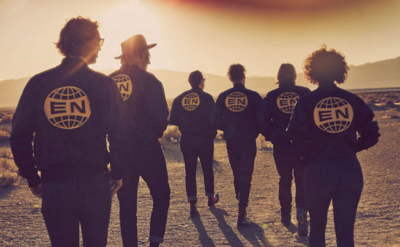 Arcade Fireの新しいアルバム「Everything Now」出た~!