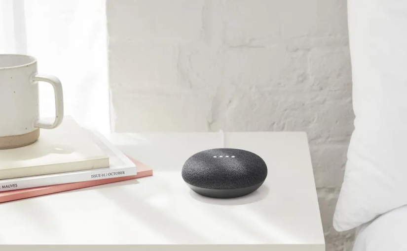 Google Home MiniとChrome Castを買ってみた。