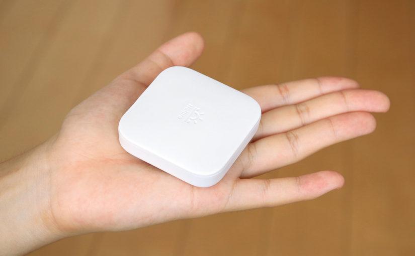 ネイチャーリモ&Google Homeで家電スマート化計画【開封編】
