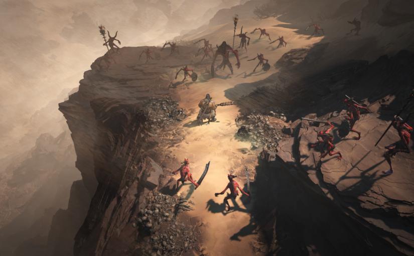 速報「Diablo IV 」出るって!