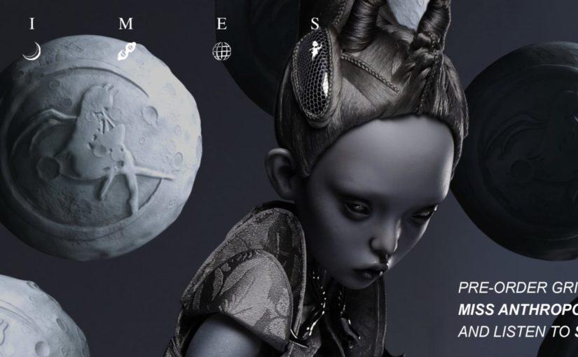 グライムスの5thアルバム「Miss Anthropocene」がリリース