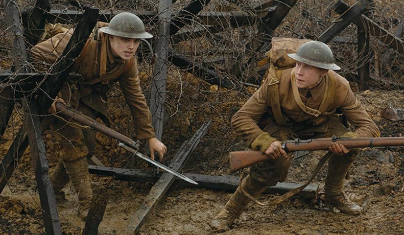 映画「1917 命をかけた伝令」を見てきました(ネタばれあり)