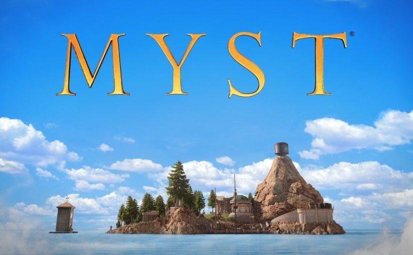 伝説の謎解きゲーム「MYST」の2021年リマスター版がすごい!